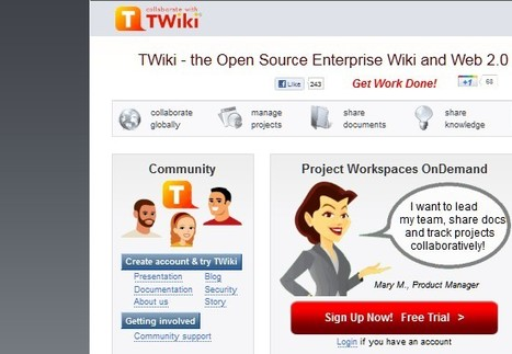 14 Free Wiki Content Management Systems (CMS) | Time to Learn | Scoop.it