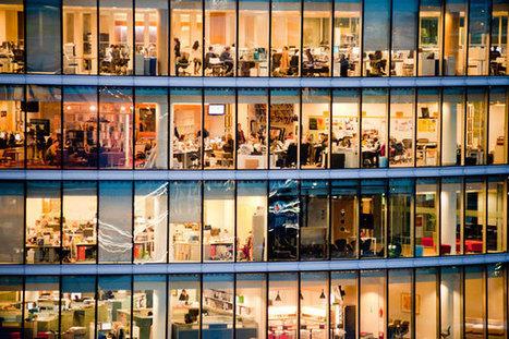 Comment nos voisins européens vivent leur vie au bureau ? I Guirec Gombert | Entretiens Professionnels | Scoop.it