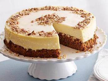 Carrot Cheesecake : Food Network Kitchen : Food Network | ♨ Family & Food ♨ | Scoop.it