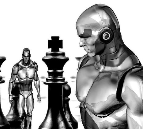 Robo Advisor vs. Human Financial Advisor #Offshore stockbrokers   Robo-Advisors and Robo-Advisories   Scoop.it
