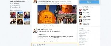 Twitter impose sa pub | Médias, Com' & Réseaux Sociaux | Scoop.it