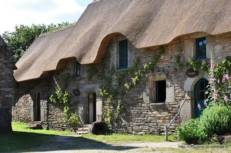 Poul Fetan : un ancien village restauré en Morbihan | Revue de Web par ClC | Scoop.it