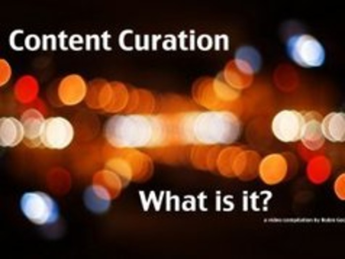 Content Curation: 5 Great Collections of Resources by Robin Good | Business in a Social Media World | Scoop.it