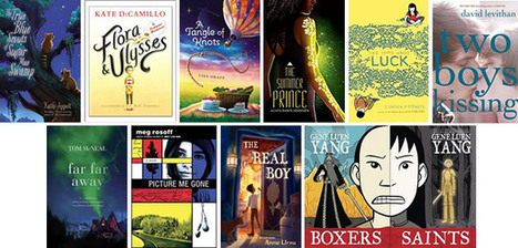 2013 National Book Award Longlist for Young People's Literature   Young Adult Reads   Scoop.it
