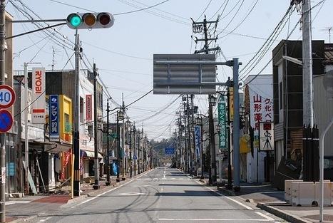 Street View : Google fait visiter une ville sinistrée suite à Fukushima | Libertés Numériques | Scoop.it