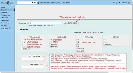Applying Corpus Tools to EAP Instruction | TELT | Scoop.it