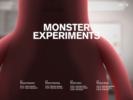 Sticky Monster Lab : Des monstres high-tech à complexité humaine | PixelsTrade Webzine | Business Apps : Applications in-house | Scoop.it