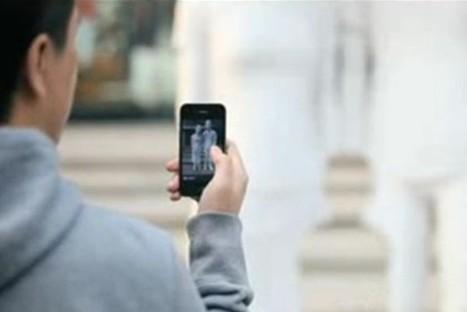 En Chine, une extraordinaire sensibilisation fait apparaître des enfants perdus en réalité augmentée ! | Réalité Augmentée - Augmented Reality | Scoop.it
