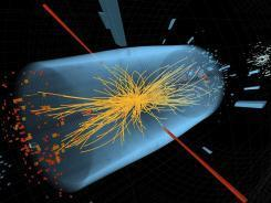 Physicists break down concept of 'God particle' - USA TODAY | Discovering Higgs boson | Scoop.it