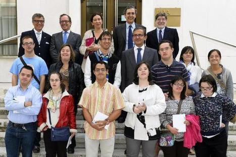 Treinta jóvenes de Down CyL participarán en el programa de prácticas formativas de BBVA | Boletín - Federación Síndrome de Down de Castilla y Léon | Scoop.it