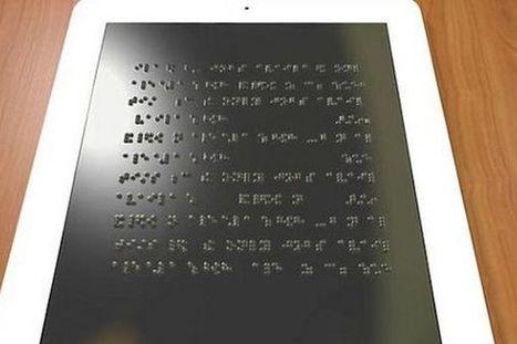 Refreshable Braille Device : une tablette tactile en braille   Efficycle   Scoop.it