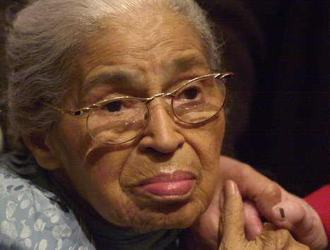 Rosa Parks archive fully digitized by Library of Congress | Libraries, Books, and Writing | Scoop.it