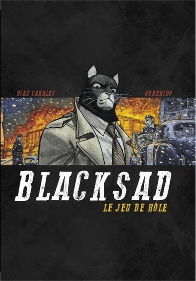 BLACKSAD – Le Jeu de Rôle avec un Chat Noir ! | Jeux de Rôle | Scoop.it
