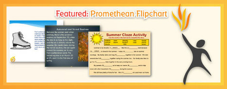 SMART Notebook lessons, Promethean Flipcharts and other Interactive Material | abcteach | English resources for Primary and Secondary | Scoop.it