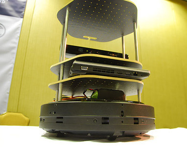 TurtleBot 2 Prototype Unveiled at ROSCon - IEEE Spectrum | The Robot Times | Scoop.it