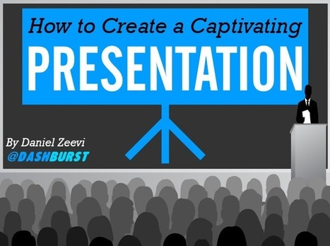 How to Create a Captivating Presentation [12 Steps] | Creative_Inspiration | Scoop.it