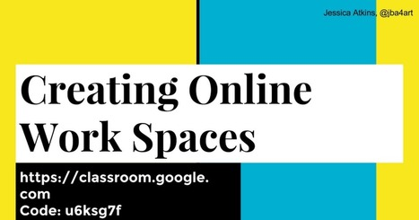 Creating Online Work Spaces | Technology and Education Resources | Scoop.it