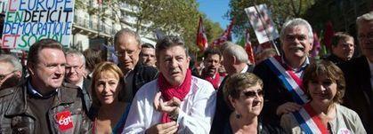 «Manifestation de masse» à Paris contre l'austérité | Besancenot se trompe de stratègie, en tant que ex-leader | Scoop.it