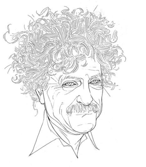 Listen, Kurt Vonnegut Changed Your Life | Tor.com | Kurt Vonnegut | Scoop.it