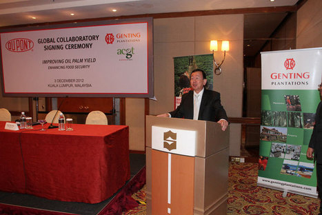 Welcoming remarks from Ong Ewe Hock, managing director, DuPont Malaysia | DuPont ASEAN | Scoop.it