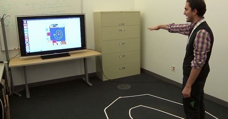 MIT's 'Kinect of the Future' Device Tracks People Through Walls [VIDEO] | Education Technology | Scoop.it