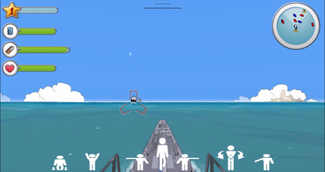 Quelques images de X-TORP, un jeu vidéo pour lutter contre Alzheimer | Sante-Digitale.fr | Fructoze | Scoop.it