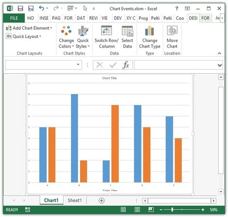 Chart Events in Microsoft Excel - Peltier Tech Blog | FrankensTeam's Excel Collection | Scoop.it