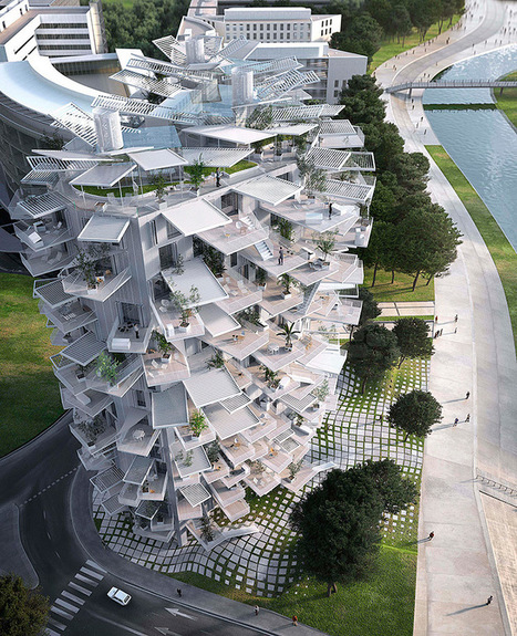Sou Fujimoto es el arquitecto elegido para la construcción del segundo Architectural Folie del siglo XXI | The Architecture of the City | Scoop.it