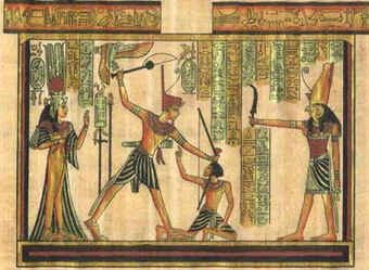 Unity between Upper and Lower Egypt ~ Ancient Egypt Facts   Mesopotamia and Egypt   Scoop.it
