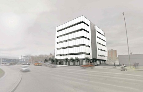 Osborne Place project adds residential/retail tower | Winnipeg Market Update | Scoop.it