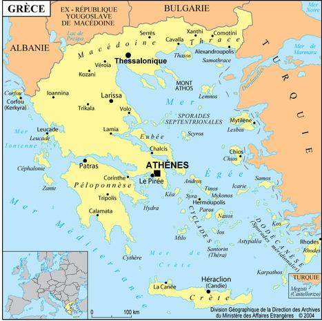 """Grèce : """"L'Europe sur le banc des accusés""""   694028   Scoop.it"""