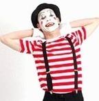Disfraz de mimo - Maquillaje mimo | Mimica | Scoop.it