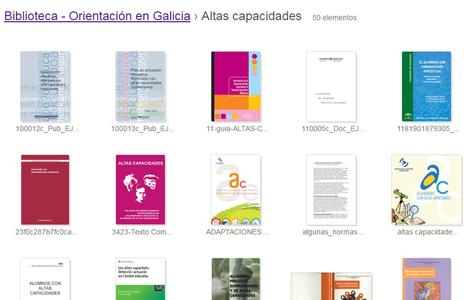 Biblioteca virtual en google drive con libros para descargar en PDF - Instituto de Tecnologías para Docentes | Yo Profesor | Bibliotequesescolars | Scoop.it