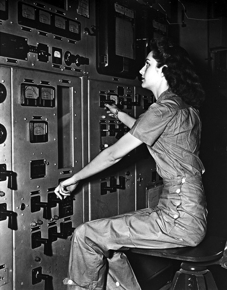 The Girls of Atomic City: The Untold Story of the Women Behind the Bomb | Brain Pickings | :: The 4th Era :: | Scoop.it