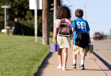 Walking to school will boost brain development in children | Constant Learning | Scoop.it