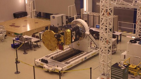 L'Europe lancera deux nouveaux satellites Galileo mardi - Sciences - Numerama | Heron | Scoop.it