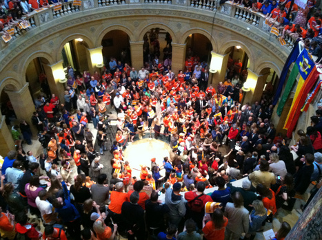 Minn. Senate Next Stop For Gay MarriageBill - CBS Minnesota | Government AND Law skinny 3a | Scoop.it