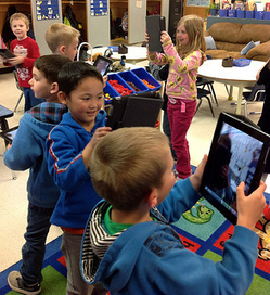 """I Guess We Really Like the iPads!"" 