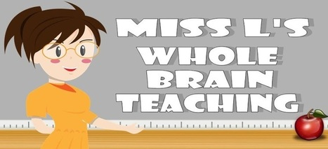 Miss L's Whole Brain Teaching: Where in the World is... Whole Brain ... | Neuroscience and Learning | Scoop.it