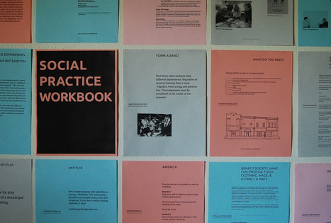 Upcoming Exhibition & Artist Talk: The Art and Social Practice ... | Social Art Practices | Scoop.it