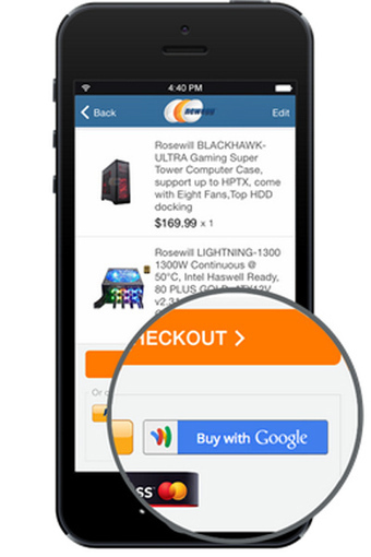 Eat24 exec: Google Wallet Instant Buy for iOS apps a game changer - Mobile Commerce Daily - Payments | M-Commerce | Scoop.it