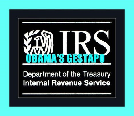 Docs Reveal IRS Plan to Seek Criminal Charges of Obama Opponents | Criminal Justice in America | Scoop.it