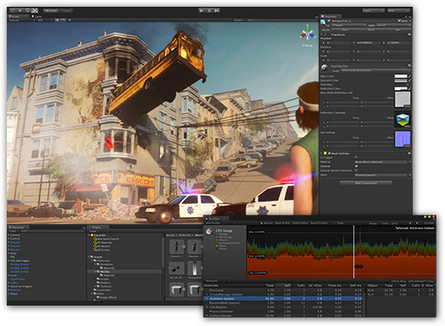 How Unity3D Became a Game-Development Beast | Multimedia | Scoop.it
