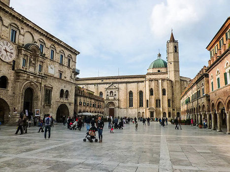 Ascoli Piceno among Europe's Best Towns and Cities where to live for $2,500 a Month or Less | Hideaway Le Marche | Scoop.it