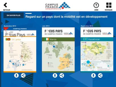 Une appli parfaite pour les professionnels de l'enseignement supérieur ! | Etudiants internationaux à Aix-Marseille | Scoop.it