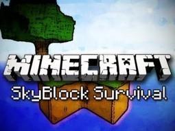 SkyBlock Survival Map 1.5.2 Minecraft 1.6 | Download MineCraft12.CoM | susits10 | Scoop.it