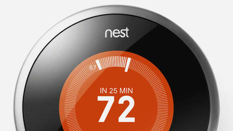 The Nest Thermostat Is Now Much More Than Just A Thermostat | IoT&BigData | Scoop.it