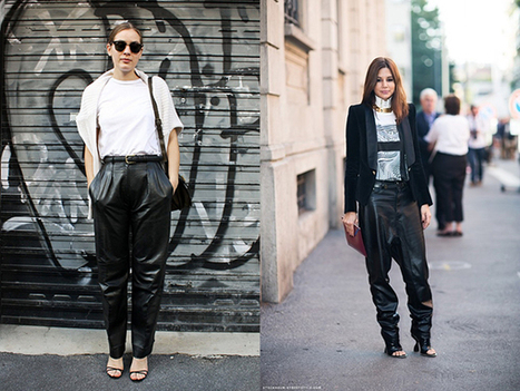 Fall Trend 2013: Slouchy Pants - Los Angeles Fashion - The LA Fashion magazine | Best of the Los Angeles Fashion | Scoop.it