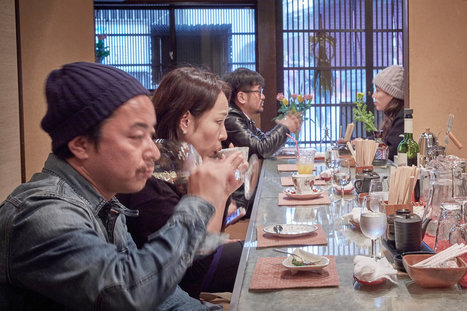 In Search of Japan's Hidden Culinary Revolution | Grande Passione | Scoop.it