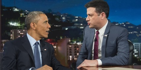 Obama On UFOs: President Tells Jimmy Kimmel 'I Can't Reveal Anything' - Huffington Post | Latest UFO Sightings, After Area 51 Announced, Govt Lied To You On ET Life.What is Real? | Scoop.it